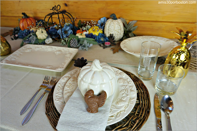 Nuestra Mesa para la Cena de Acción de Gracias