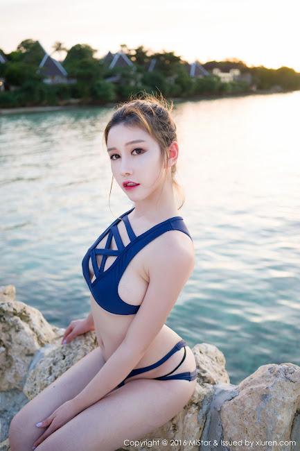 MiStar Vol.069 - Người mẫu Yu Ji Una