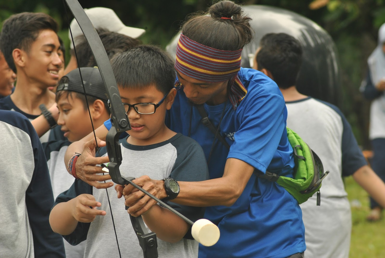 Archery Hambalang