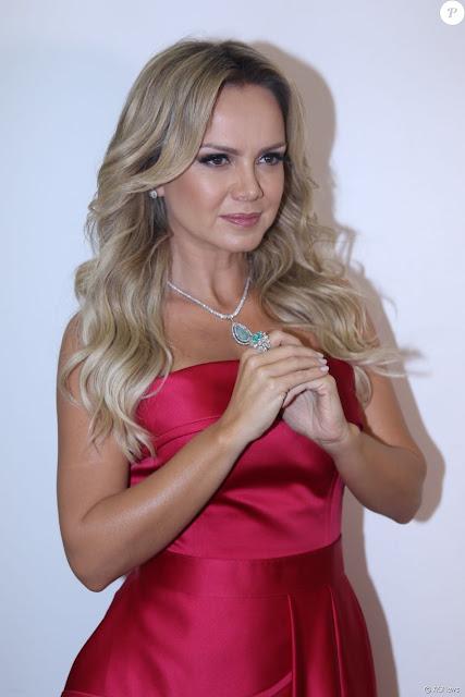 Apresentadora Eliana Desabafa para a Revista Caras