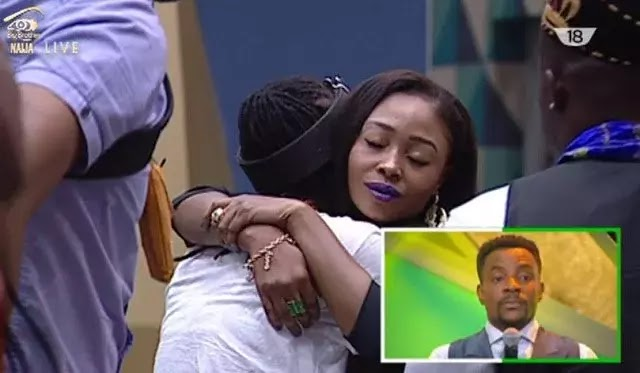Cocoice evicted from Big Brother Naija BBNaija