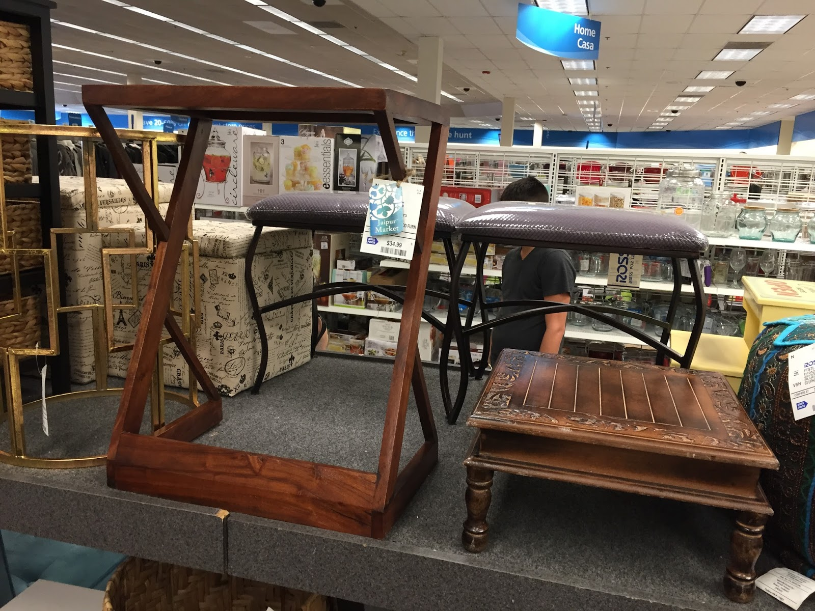 dining chairs at marshalls office chair casters for carpet inspire bohemia: home furniture and decor ross stores
