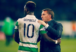 Moussa Dembele to remain at Celtic