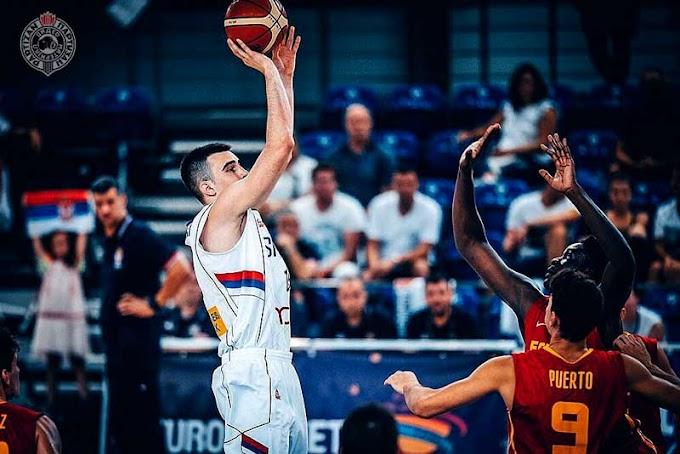 Jedan od najvećih talenata srpske košarke četiri godine crno-beli!