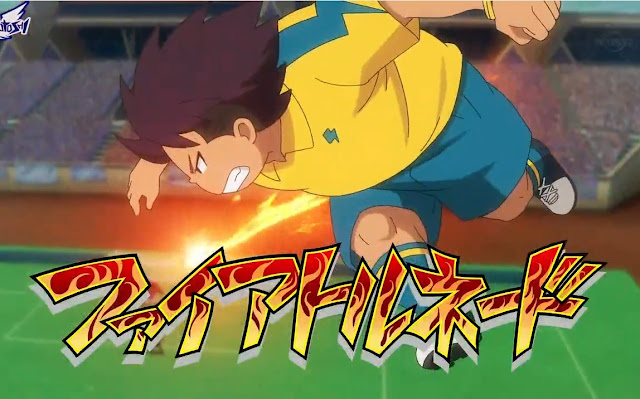 Inazuma Eleven Ares no Tenbin Episode 01-02 Subtitle Indonesia