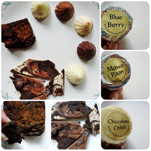 BlackForest Chocolates by Shilpi Chawla