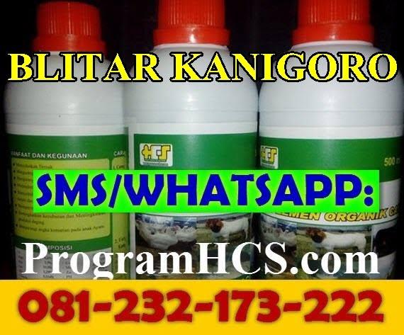Jual SOC HCS Blitar Kanigoro
