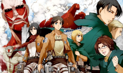 Todos os Episódios de Shingeki No Kyojin (Attack on Titans) Online