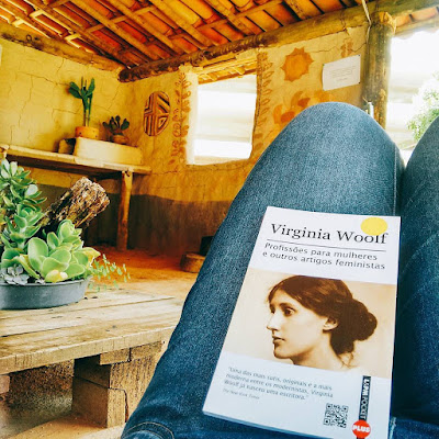 Profissões para mulheres e outros artigos feministas, Virgínia Woolf