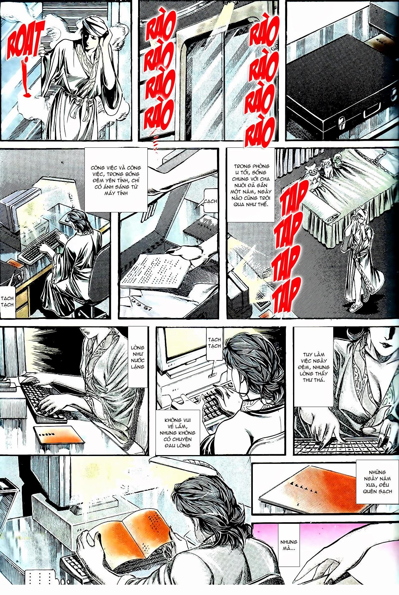 Người Trong Giang Hồ chapter 134: tấn công bảo nhi trang 12