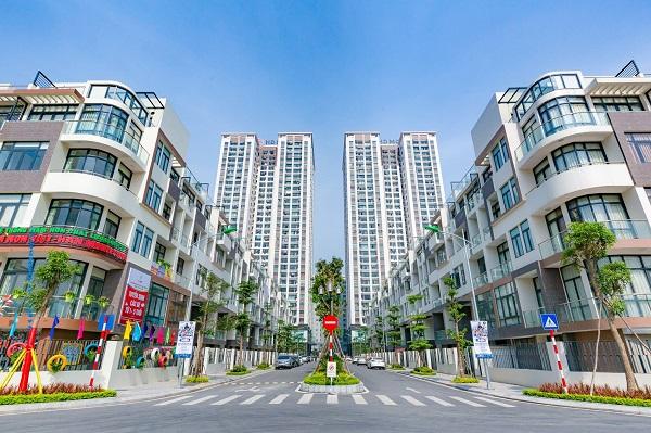 Dự án Mon City những ngày đầu bàn giao cho khách hàng.