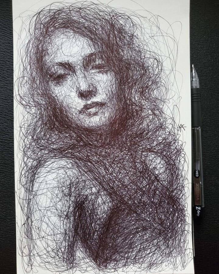 01-Scribble-Portraits-Liz-Y-Ahmet-www-designstack-co