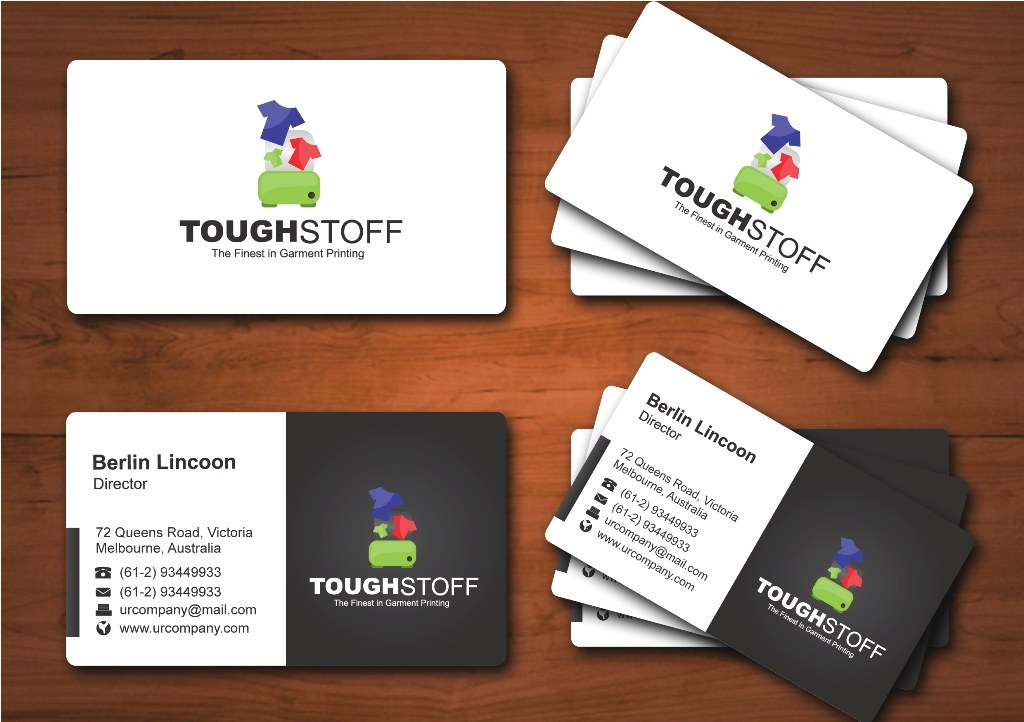Consideration In Designing A Great Business Card Business Card Tips
