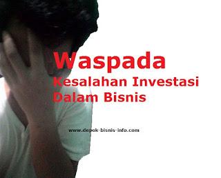 Bisnis, Investasi, Bisnis Investasi, Money Game, Money Game Investasi, Koperasi Pandawa Group, Depok