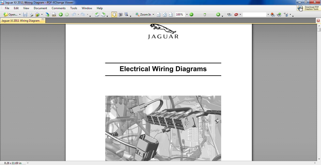 Jaguar Xj 2011 Wiring Diagram