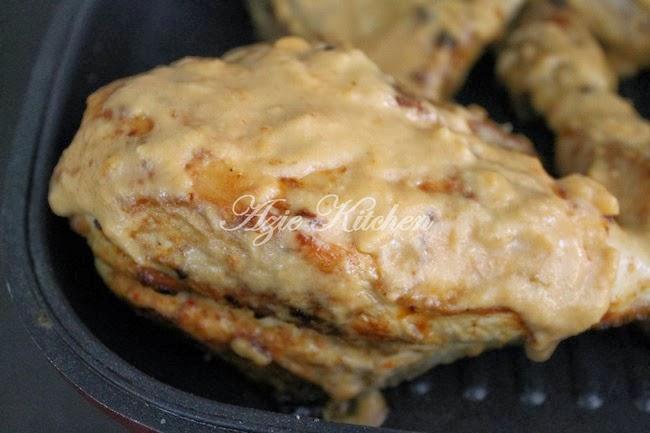 Ayam Percik Kelantan Cara Cik gu Asmat