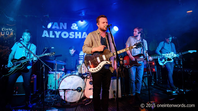 Ivan & Alyosha at The Silver Dollar Room May 21, 2015 Photo by John at One In Ten Words oneintenwords.com toronto indie alternative music blog concert photography pictures