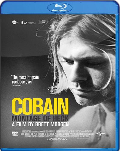Kurt Cobain: Montage of Heck [2015] [BD25] [Subtitulado]