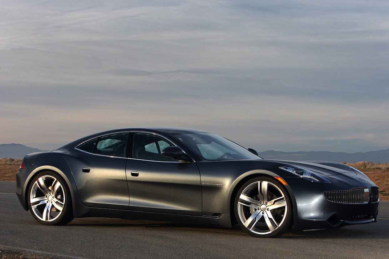 Fisker Automotive Signs Supplier Agreement With Bmw