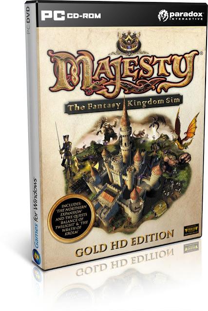 Majesty Gold HD PC Full PROPHET Descargar 1 Link 2012