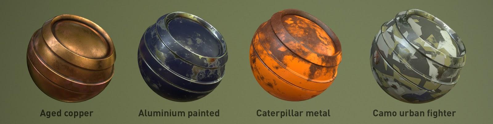Blender Crystal Ball Glass