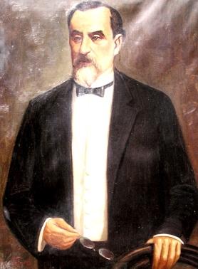 Retrato de Antonio Raimondi (Pintura)