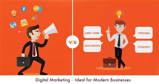 Digital Marketing – Ideal for Modern Businesses