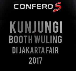 Ke Jakarta Fair 2017 Hadiah  Xiaomi Yi Action Camera dan Samsung Galaxy V2