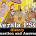 Kerala PSC History Question and Answers - 41