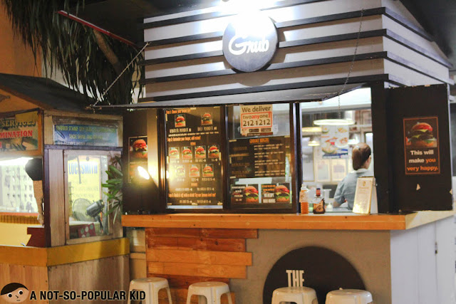 The Grub Stall in Ortigas