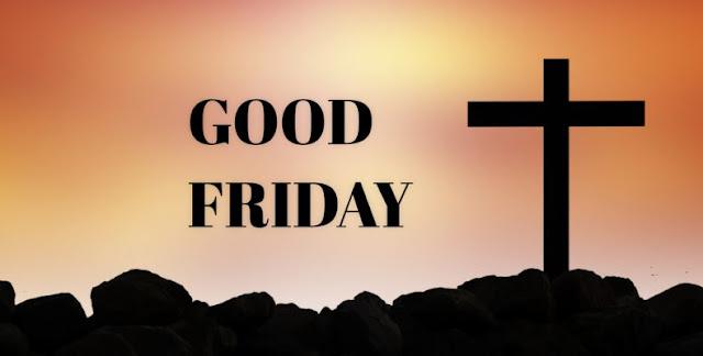 Good Friday History