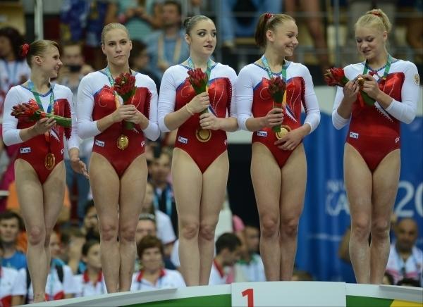 Forever Gymnastics: July 2013