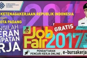 Job Fair 2017 - Padang