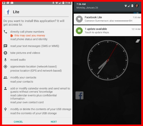 facebook lite apk free download for android mobile