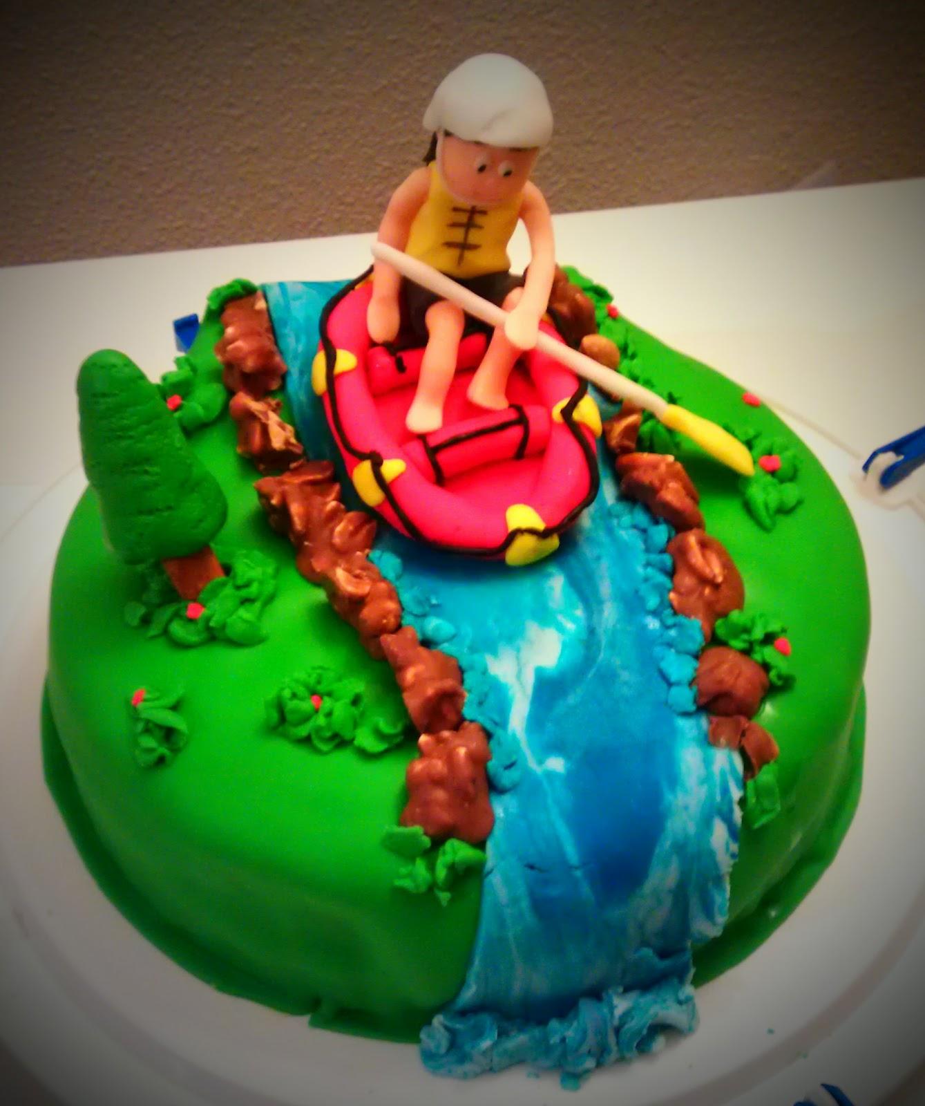 Cake Your Wish Rafting