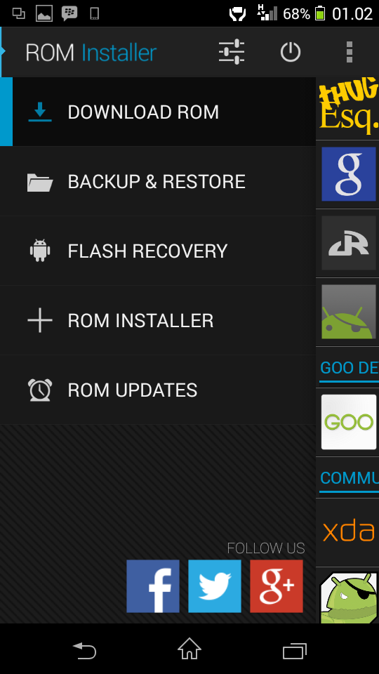 ROM Toolbox Pro Free Download