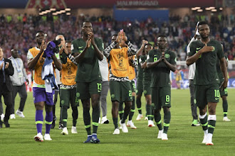 FG promises Super Eagles N5M if they win Iceland
