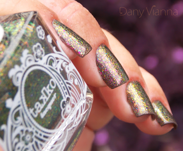 Malt Teaser - Picture Polish + Surrealistic - Takko Lacquer