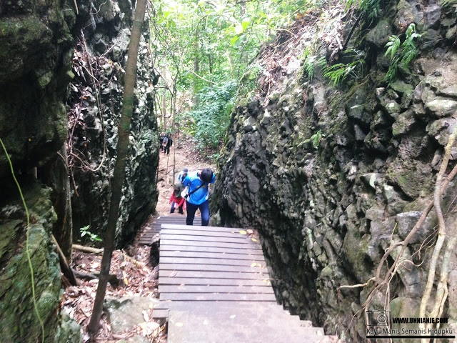 Bukit Pulau Bohey Dulang, Semporna