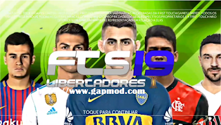 FTS 19 Libertadores Updated v2.0 Apk Data Obb