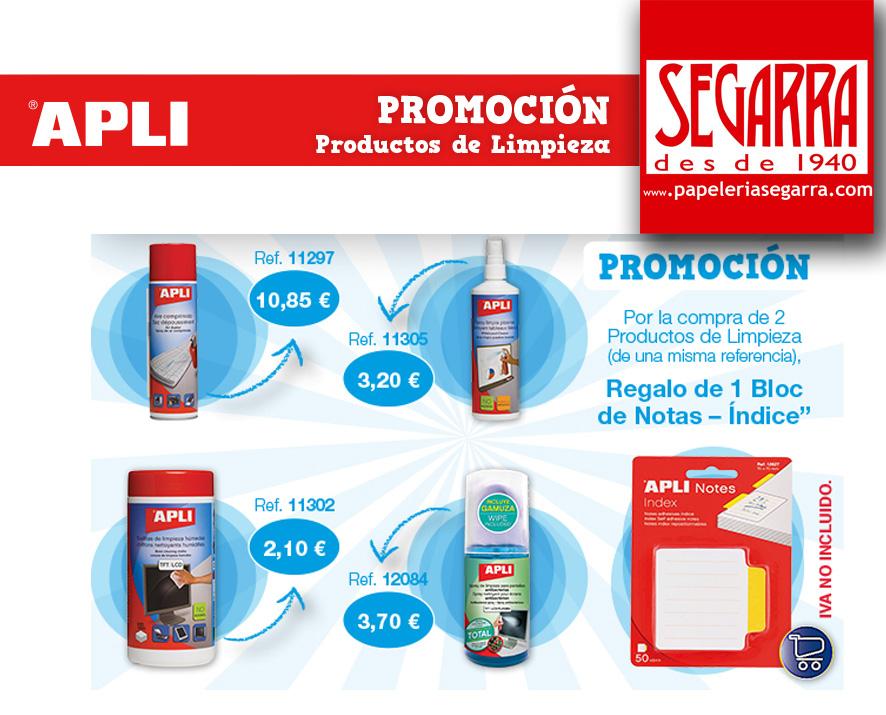 Promoci n productos de limpieza de oficina apli for Productos de oficina
