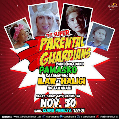 Super Parental Guardians gets a surprise playdate