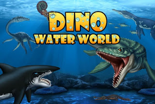 Free Download Jurassic Dino Water World Apk v6.48 (Mega Mod) terbaru For Android || MalingFile