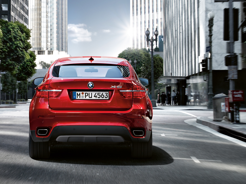 The BMW X6 Wallpapers for PC ~ BMW Automobiles