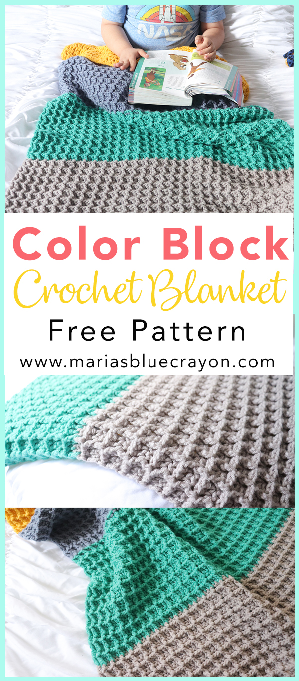 8218cc3ea Easy enough for a beginner and meditative mindless work for the more  experienced crocheter! My favorite thing about it is all the mini squares it  makes with ...
