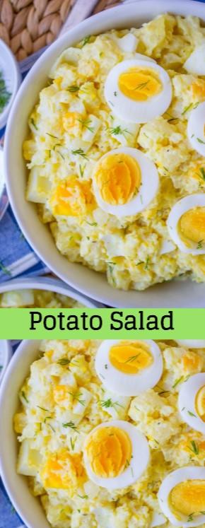 Yummy Potato Salad