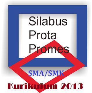 Promes Matematika SMA/SMK Kurikulum 2013 Gratis
