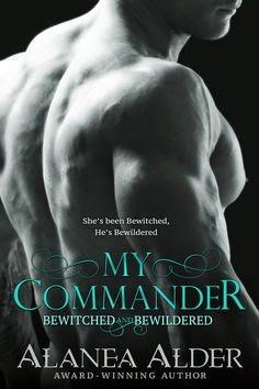 Resenha: Meu Comandante (Encanto e Confusões #1) - Alanea Alder 0e12d3d1c67598837f84d469073eaddb