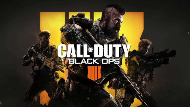 Call of Duty Black Ops 4 Affiche - Fond d'écran en Ultra HD 4K