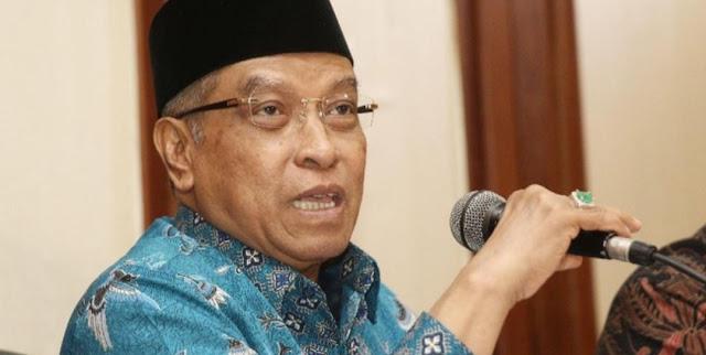 Kiai Said soal Rekomendasi 'Jangan Sebut Kafir ke Non-muslim': Untuk Orang NU, Ngapain Orang Luar Komentar?